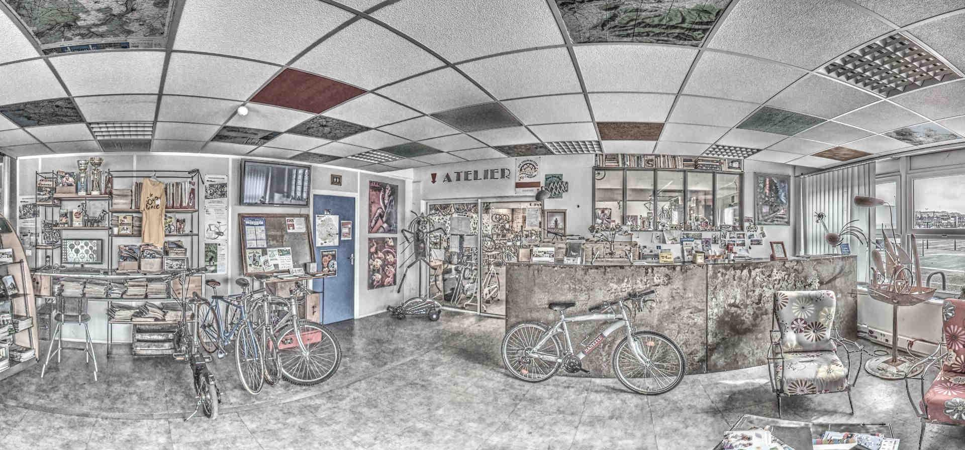 Maison Du Vélo, CAEN